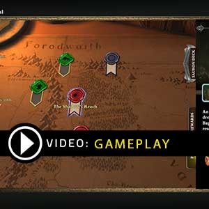 The Lord of the Rings Adventure Card Game Gameplay Video