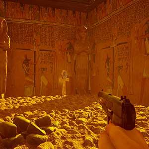 The Mummy Pharaoh