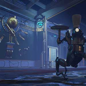 The Outer Worlds Peril on Gorgon Automechanik