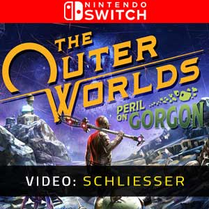 The Outer Worlds Peril on Gorgon Nintendo Switch Video Trailer