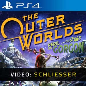 The Outer Worlds Peril on Gorgon PS4 Video Trailer
