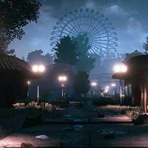 The Park Ferris wheel
