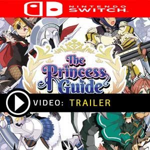 The Princess Guide Nintendo Switch Digital Download und Box Edition