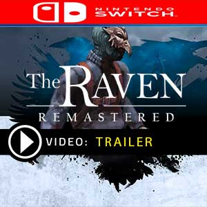 The Raven Remastered Nintendo Switch Digital Download und Box Edition