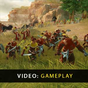 The Settlers Gameplay Video