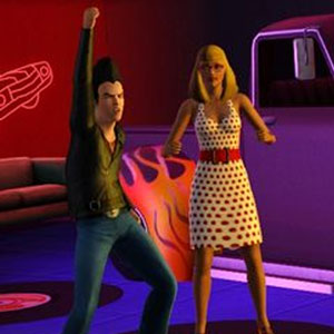 The Sims 3 Fast Lane Stuff Tanzen
