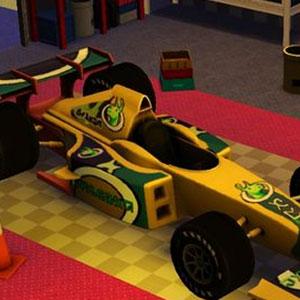 The Sims 3 Fast Lane Stuff Rennwagen