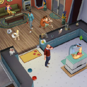 the sims 4 cats and dogs cd key kaufen preisvergleich. Black Bedroom Furniture Sets. Home Design Ideas
