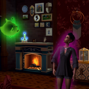 The Sims 4 Paranormal Stuff Pack - Geist