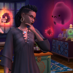 The Sims 4 Paranormal Stuff Pack - Paranormaler Experte