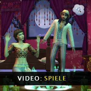 The Sims 4 Paranormal Stuff Pack Gameplay Video