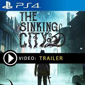 The Sinking City PS4 Digital Download und Box Edition