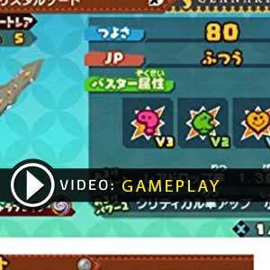 The Snack World Trejarers Nintendo 3DS Gameplay Video