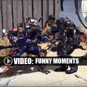 The Surge Funny Moments