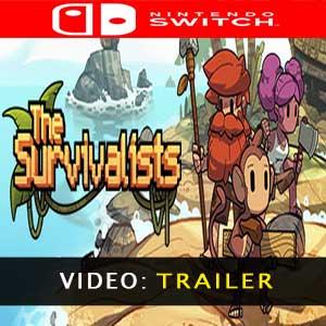 The Survivalists -Trailer Video