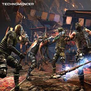 The Technomancer Xbox One Bandits