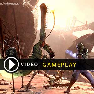 The Technomancer Xbox One Gameplay Video