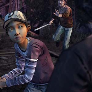 The Walking Dead 2: Kill the Zombie von hinten