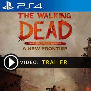 The Walking Dead The Telltale Series A New Frontier PS4 Digital Download und Box Edition