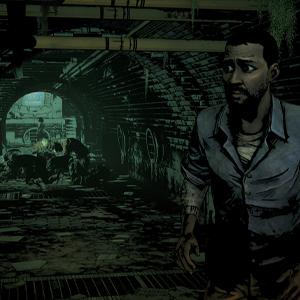 The Walking Dead The Telltale Definitive Series Lee Everett