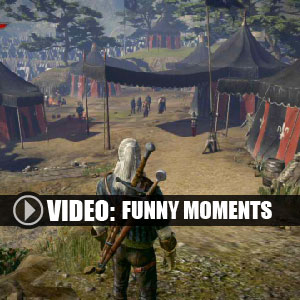 The Witcher 2 Assassins of Kings Funny Moments