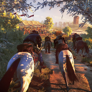 The Witcher 3 Wild Hunt Xbox One Transport Horse