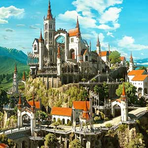 The Witcher 3 Wild Hunt Blood and Wine Palace of Toussaint