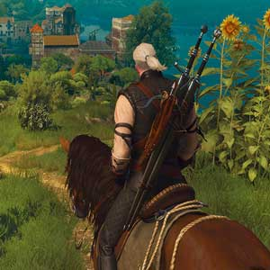 The Witcher 3 Wild Hunt Blood and Wine Geralt of Rivia