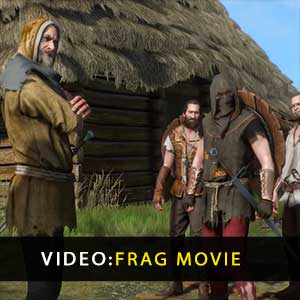 The Witcher 3 Wild Hunt Frag-Film