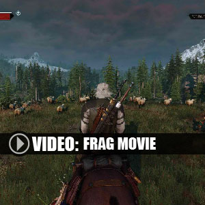 The Witcher 3 Wild Hunt Frag Movie