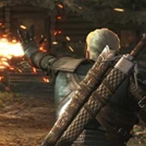 The Witcher 3 Wild Hunt Hearts of Stone Kampf