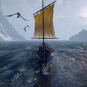 The Witcher 3 Wild Hunt Schiff