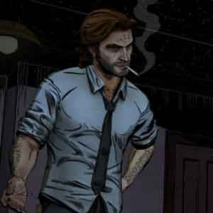 The wolf among us Gameplay