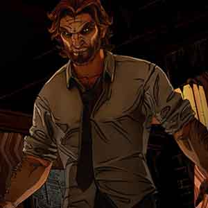The Wolf Among Us Xbox One - Charakter