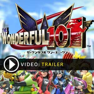 The Wonderful 101 Nintendo Wii U Digital Download und Box Edition