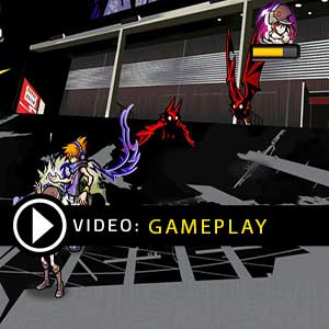 The World Ends With You Final Remix Nintendo Switch Video Gameplay