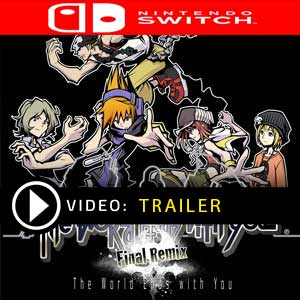 The World Ends With You Final Remix Nintendo Switch Digital Download und Box Edition