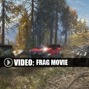 theHunter Call of the Wild Frag Movie