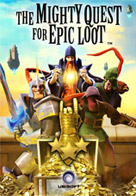 Mighty Quest for Epic Loot - Legit Fan Mage