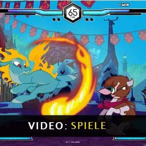 Video zum Gameplay von Them's Fightin' Herds