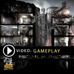 This War of Mine Nintendo Switch Video Gameplay