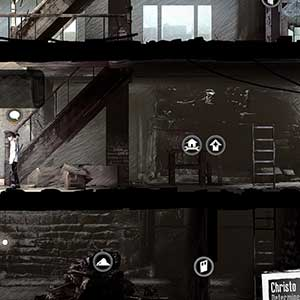 This War Of Mine The Little Ones Xbox One Christo (Determined Father)