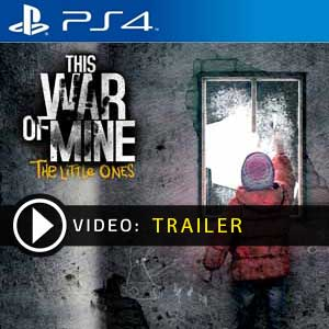 This War Of Mine The Little Ones PS4 Digital Download und Box Edition