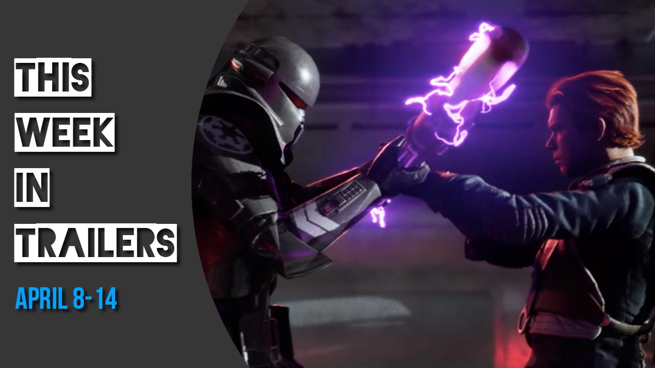 PC Spiele: 2. Aprilwoche in Trailern