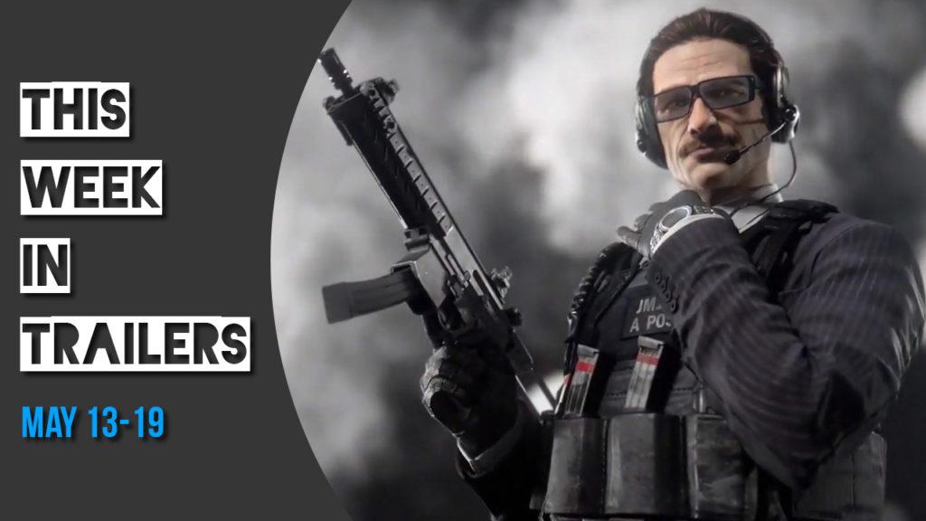 PC Spiele: Die 2. Mai-Woche in Trailern
