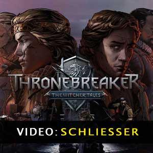 Thronebreaker The Witcher Tales-Trailer-Video