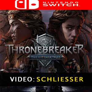 Thronebreaker The Witcher Tales-Trailer-Video