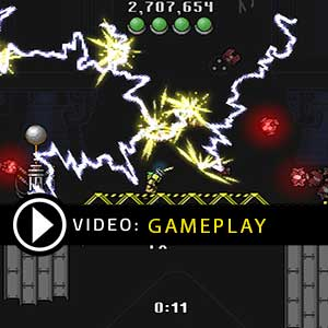 Thunder Gun Revenge of the Mutants Gameplay Video