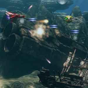 Tiamat X - Unterwasserkampf Theme