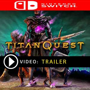 Titan Quest Nintendo Switch Digital Download und Box Edition